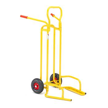 Tyre trolley, 200 kg load, 1340x840x600 mm