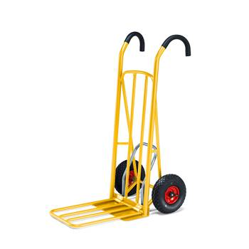 Easy-tip warehouse cart: 250kg