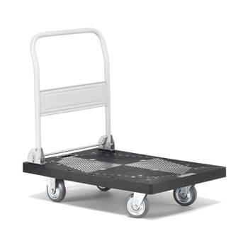 Folding platform trolley: 300 kg