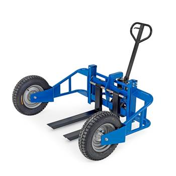 Off-Road rough terrain pallet truck, 1000 kg load