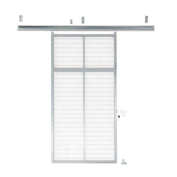 Sliding door, R/H, 1400x3000 mm, padlock