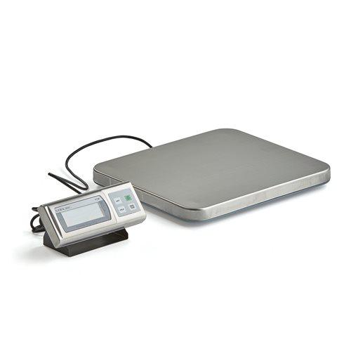 Paketvåg, 150 kg, indelning 100 g.