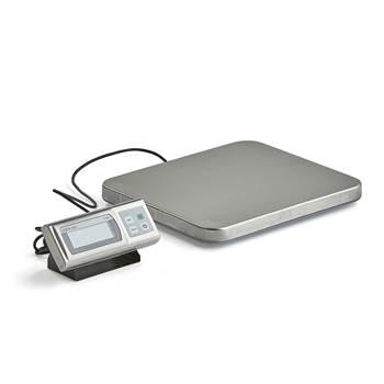 Parcel scales, 150 kg, 100 g