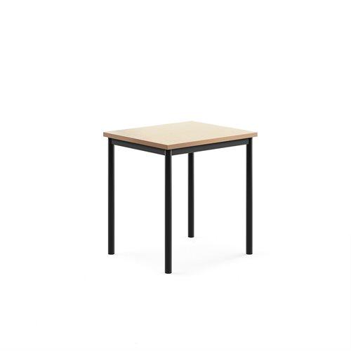 Pöytä Sonitus, Ääntä vaimentava Linoleum, (KxPxL) 720x700x60