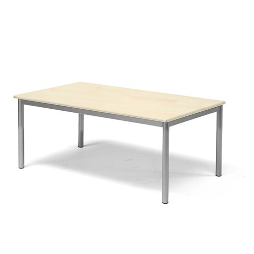 Pöytä Borås, HPL, (KxPxL) 500x1200x700 mm, Pyökki