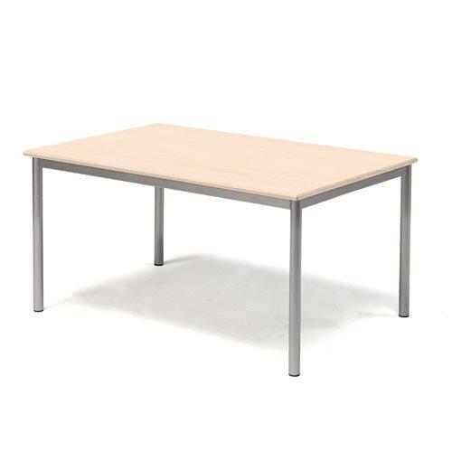 Pöytä Borås, HPL, (KxPxL) 600x1200x800 mm, Pyökki
