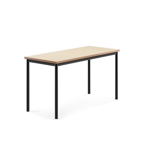 Pöytä Sonitus, Ääntä vaimentava Linoleum, (KxPxL) 720x1400x6