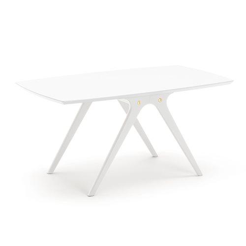 Sohvapöytä Swing, 1100x600x520 mm, valkoinen