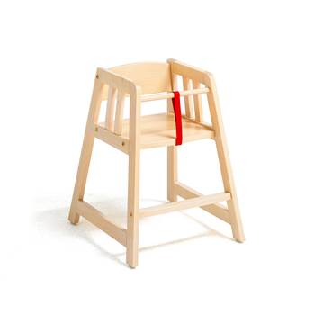 Björn high chair, H 370 mm