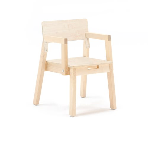 Lastentuoli Love käsinojilla, Istuinkorkeus (mm):340, Koivuv