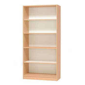 Bookcase, 1000x300x2100 mm, beech