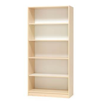 Bookcase, 1000x300x2100 mm, birch