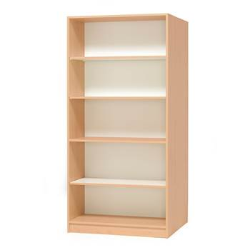 Bookcase, 1000x580x2100 mm, beech