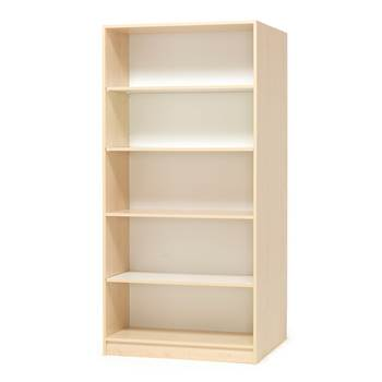 Bookcase, 1000x580x2100 mm, birch