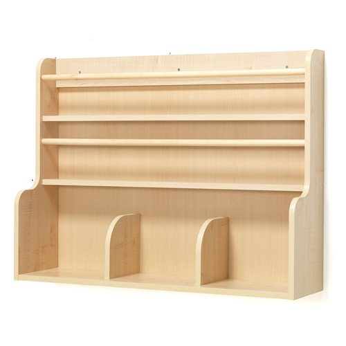 Magazine Display Shelf