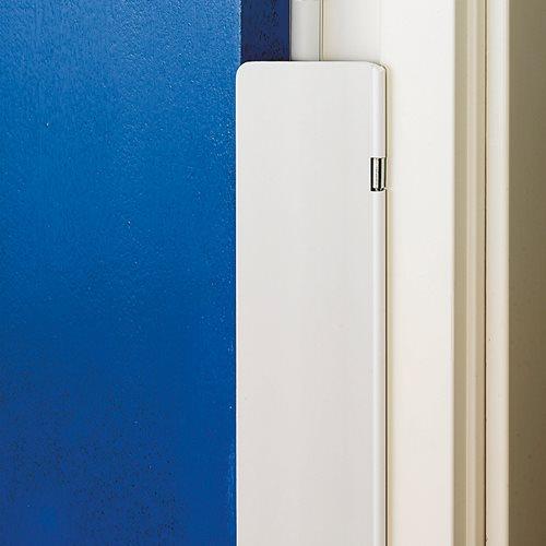 Pinch protection: 40mm doors
