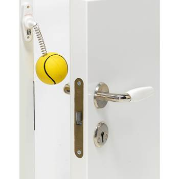 Ball safety door stop, 1 pack