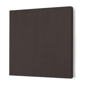 Lydabsorbent Kvadrat, 600x600 mm, mørk grå