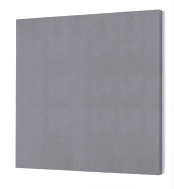 Lydabsorbent Kvadrat, 1180x1180 mm, lys grå