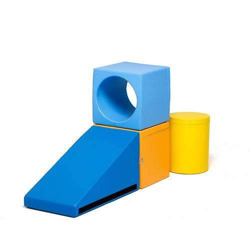 Foam building blocks, small set