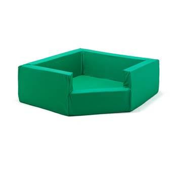 Hörngrop, grön