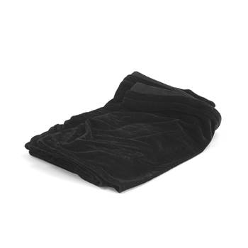 Stage cover, black