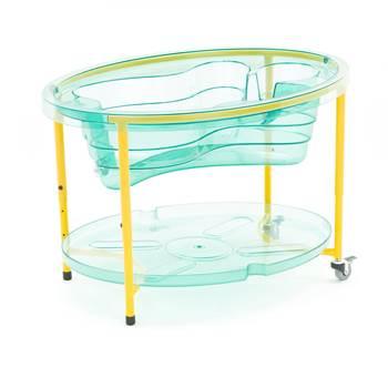 Stół do zabawy piaskiem i wodą
