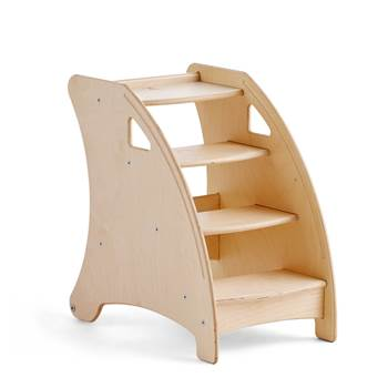 Changing table mobile staircase