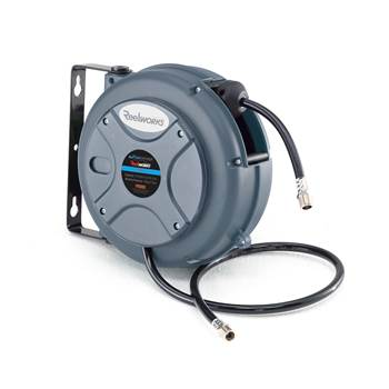 Air hose reel, 7m, 12 bar
