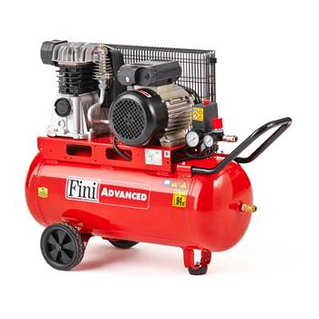 Compressor 50L - 2.2kW, 270l/min, oil-lubricated