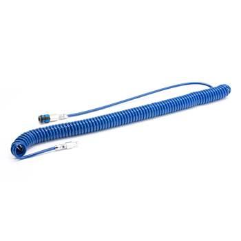 Spiral hose, Ø 8x10000 mm