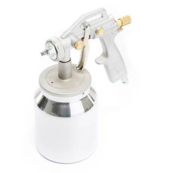 Paint spray gun, 1 L