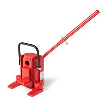 Hydraulic lift jack, 3000 kg load