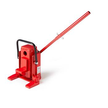 Hydraulic lift jack, 8000 kg load