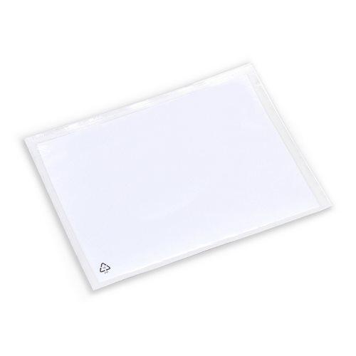 #en Packing slip pocket without print, size C6, 1000pcs/pack