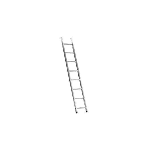 Alumiinitikkaat, 10 askelmaa, korkeus: 3000 mm