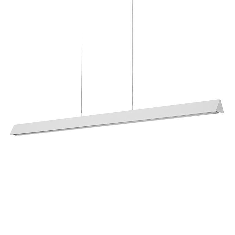 LED-kattolamppu, pituus: 1200 mm, valkoinen