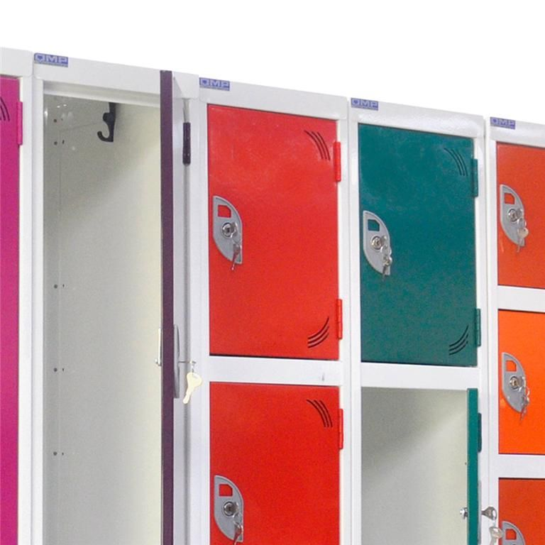 """Spectrum"" locker"