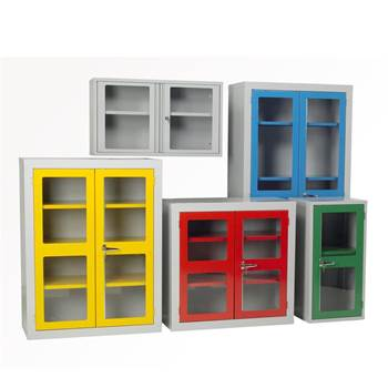 """""""Vision"""" cabinets"""