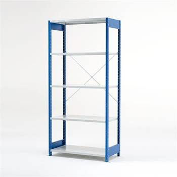"""Variation"" shelving system"