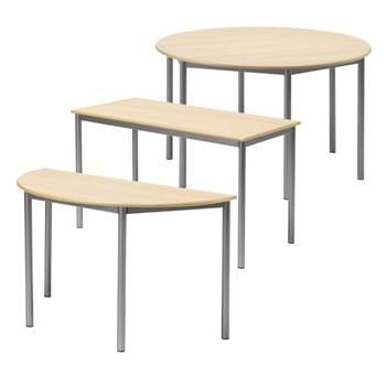 Sonitus desk, height 800 mm, laminate
