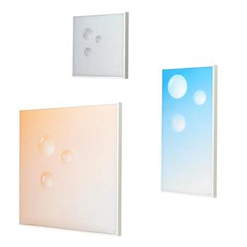 """Bubble"" sound absorbant panels"