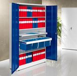 Wytrzymałe szafy metalowe
