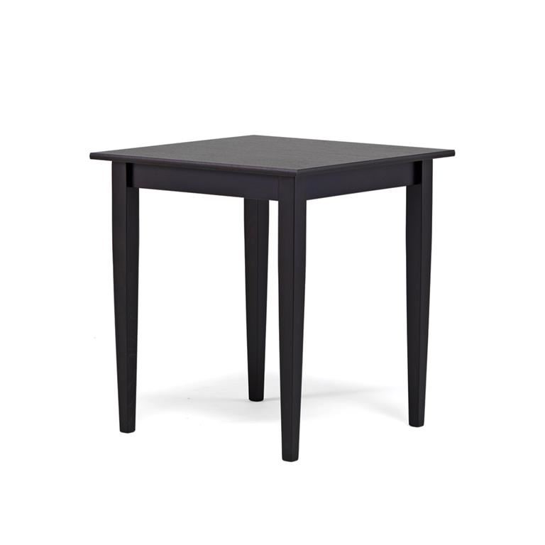 Restaurant table: wenge