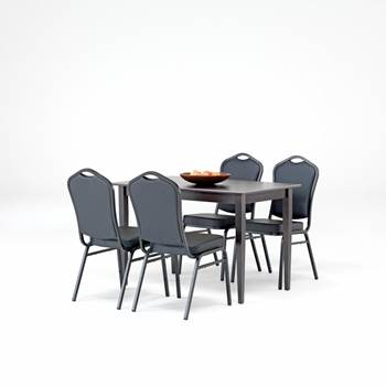 Lunchrumsgrupp wenge