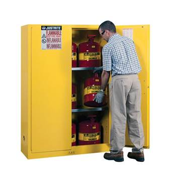 Sure-Grip® EX fire-rated cabinets