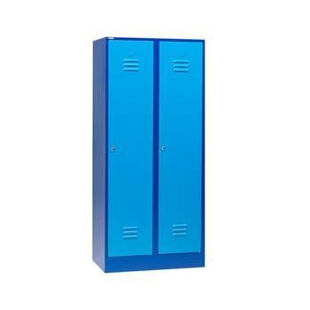 Garderobeskabsmoduler med 2 døre