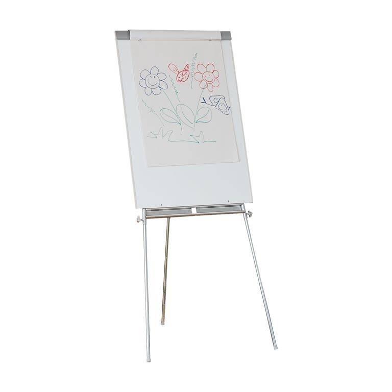 Flipoverstativ med Whiteboard