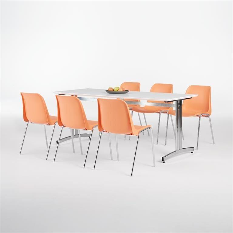 Zestaw mebli do jadalni 1 stół + 6 krzese