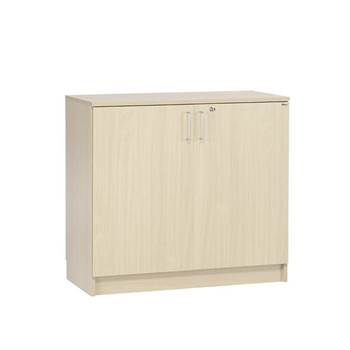 Low equipment cabinet, D470 mm